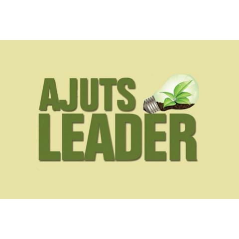 AJUTS LEADER | per al foment de la diversificació econòmica de les zones rurals.