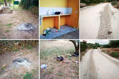 CIVISME   L' Ajuntament De Godall fa una crida a tota la població per tal de mantenir net el nostre poble